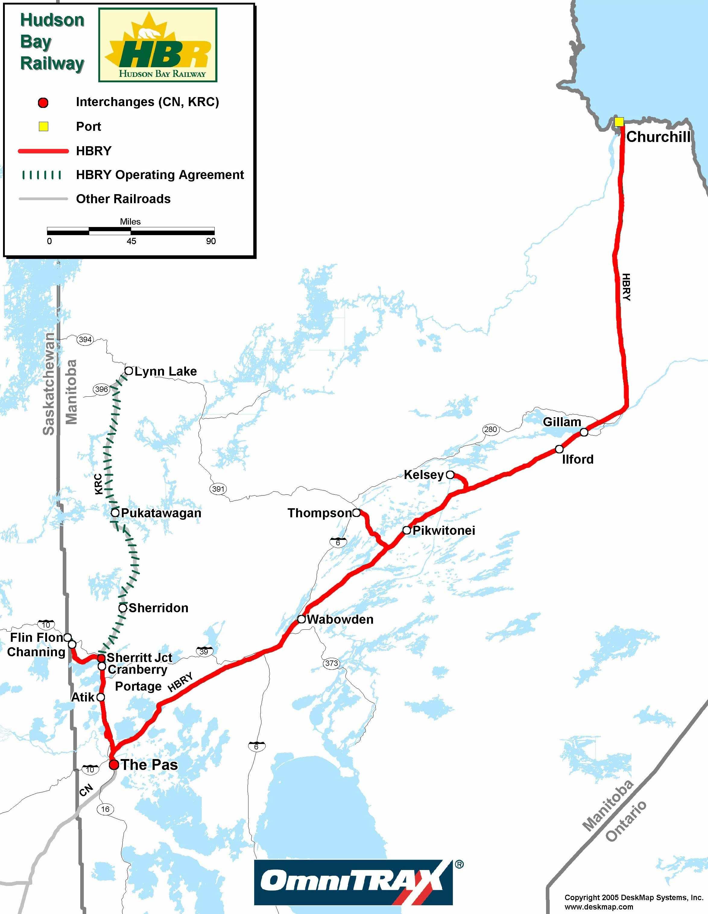 Hudson Bay Route Association